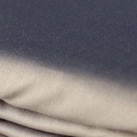 Satino paklodė su guma (pilka)