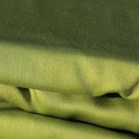 Satino paklodė su guma (žalia)