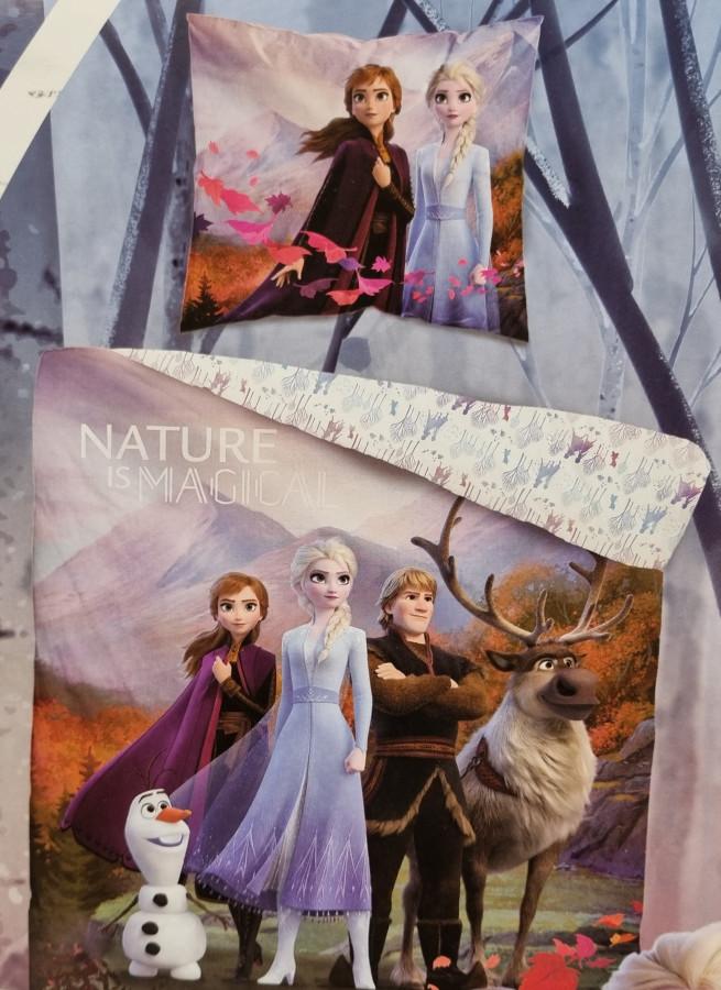 """Dviejų dalių patalynės komplektas """"Frozen II"""""""