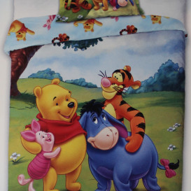 "Patalynės komplektas"" Winnie the Pooh"""
