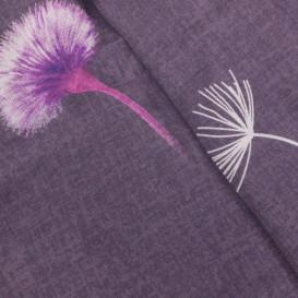 """Patalynės komplektas """"Sowthistle purple"""""""