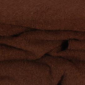 Frotinė paklodė su guma (Šokoladinė)