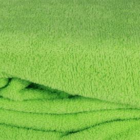 Frotinė paklodė su guma (salotinė)