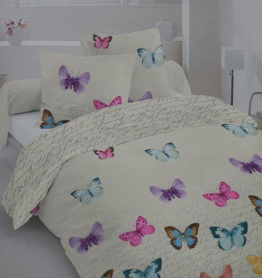 "Patalynės komplektas ""Butterflies"" 160/205 ir 180/205"