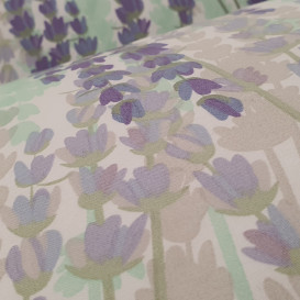 "Patalynės komplektas ""Small lavender"""