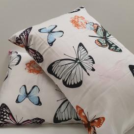 """Patalynės komplektas """"Butterflies colors"""""""