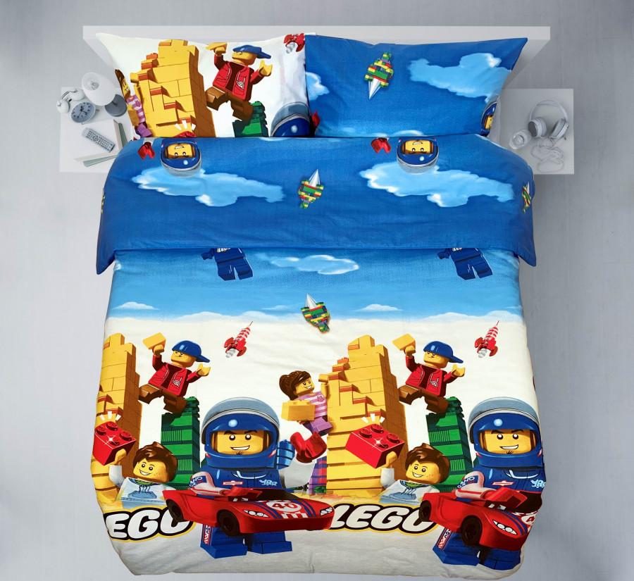 "Patalynės komplektas ""Lego"""