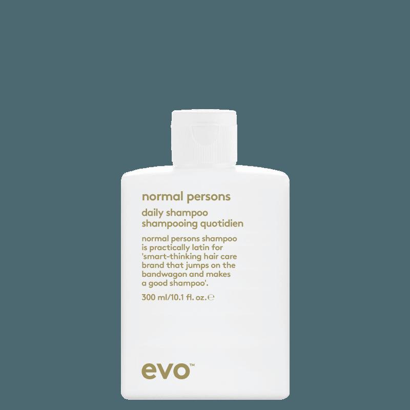 Normal persons kasdienis šampūnas