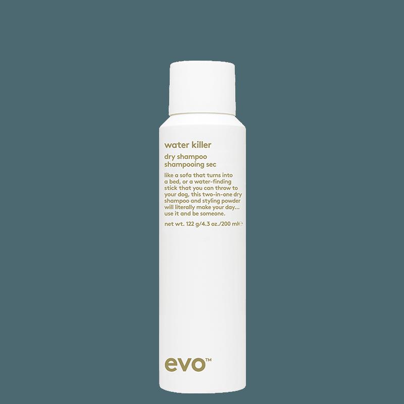 Water killer sausas šampūnas