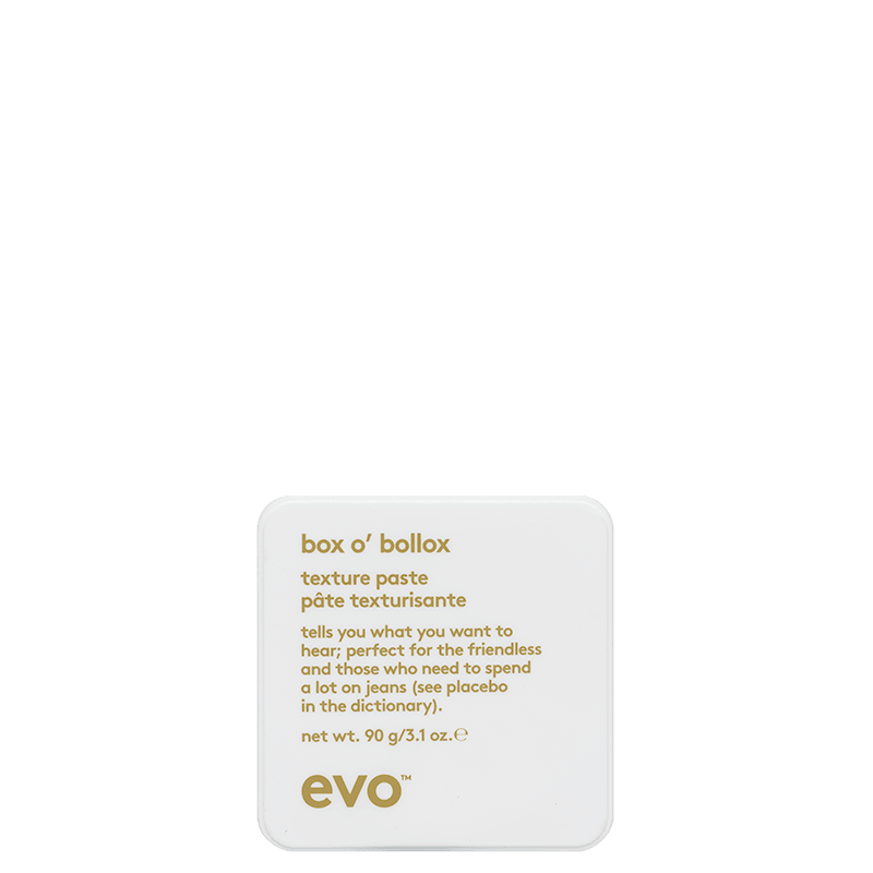Box o' bollox gyvenimą keičianti pasta