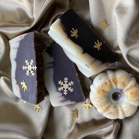 Muilas-šveitiklis su gintaro dulkėmis
