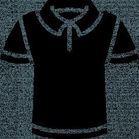 Marškinėliai Tommy Hilfiger Women's Stripe V-Neck Logo
