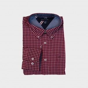 Vyriški marškiniai Tommy Hilfiger Long Sleeve