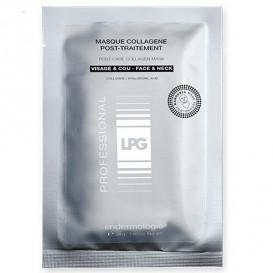 LPG® Post -Care Collagen Mask- kolageno lakštinė veido ir kaklo kaukė