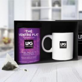 "LPG ""Flat Belly Tea"" arbata  lieknam pilvukui"