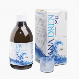 Xanadren MD® Ananas papildas 300ml