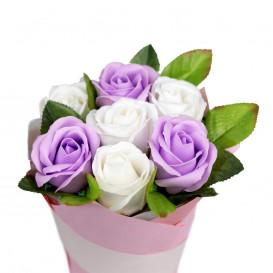 Muilo gėlių puokštė