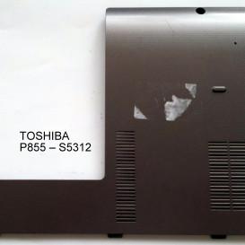 Toshiba P855 – S5312 (apačios dangtelis)