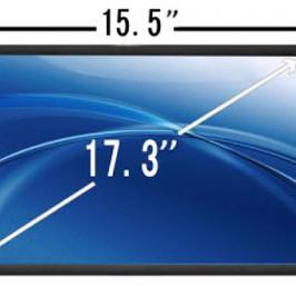 17.3 (Model No: B173RW01 V.1)  40 PIN