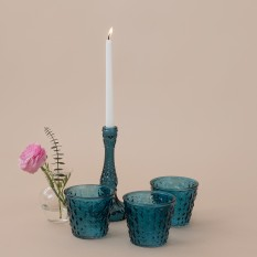 Raižyto stiklo vazelė (Vz-13)