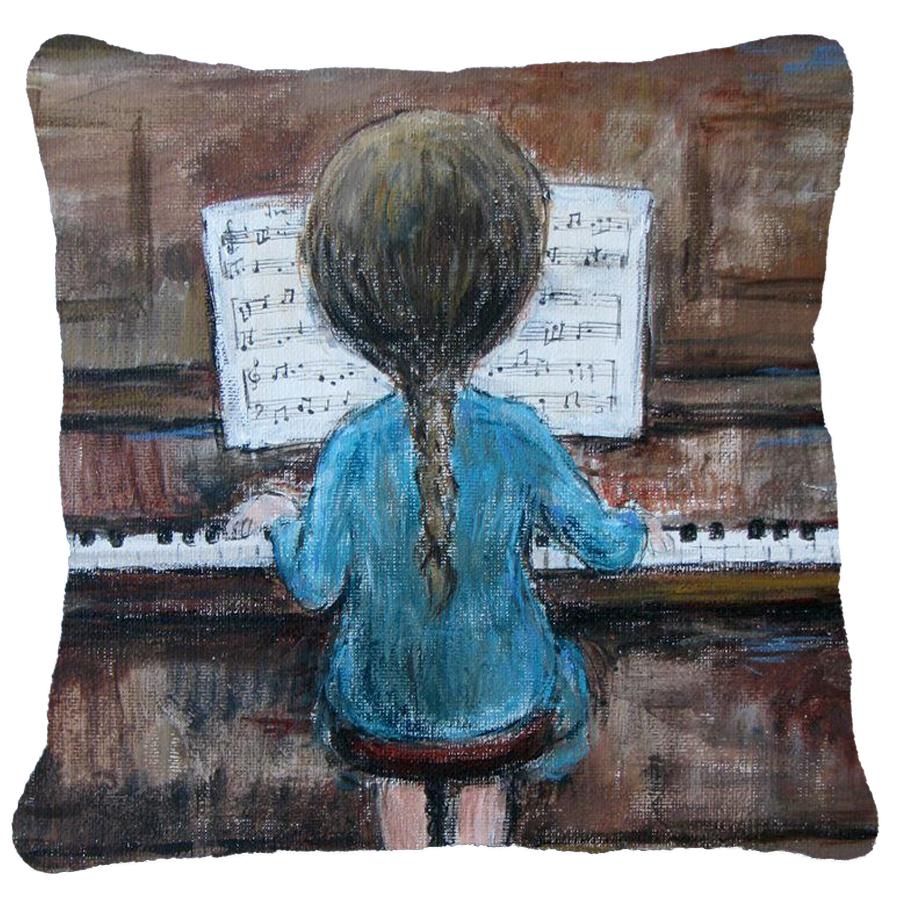 """Pagalvėlės užvalkalas """"Pianistė"""""""