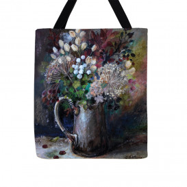 "Krepšys ""Gėlės I"""