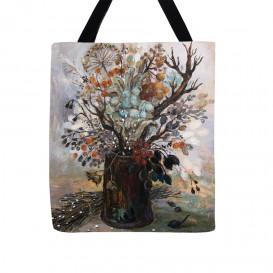 """Krepšys """"Gėlės II"""""""