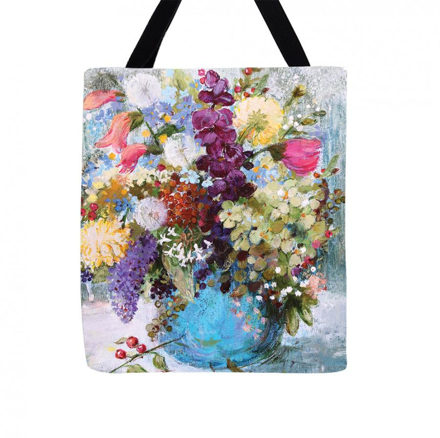 "Krepšys ""Gėlės III"""
