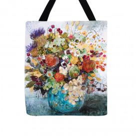 "Krepšys ""Gėlės IV"""
